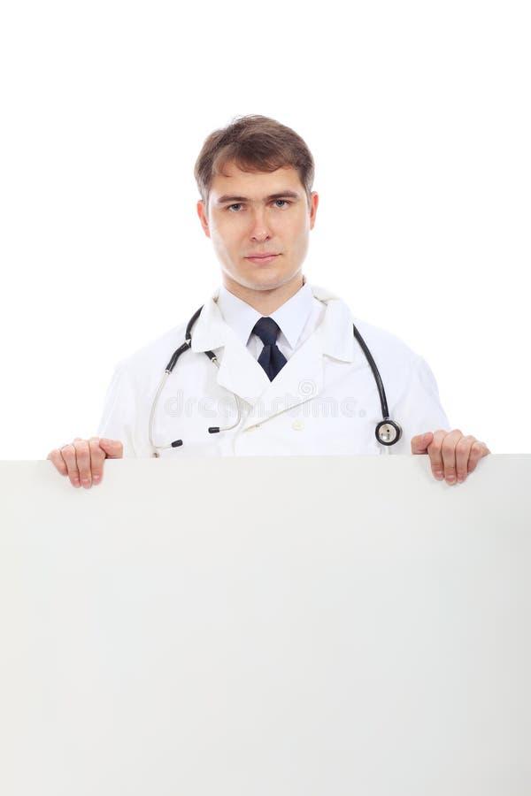 Presentazione medica fotografia stock