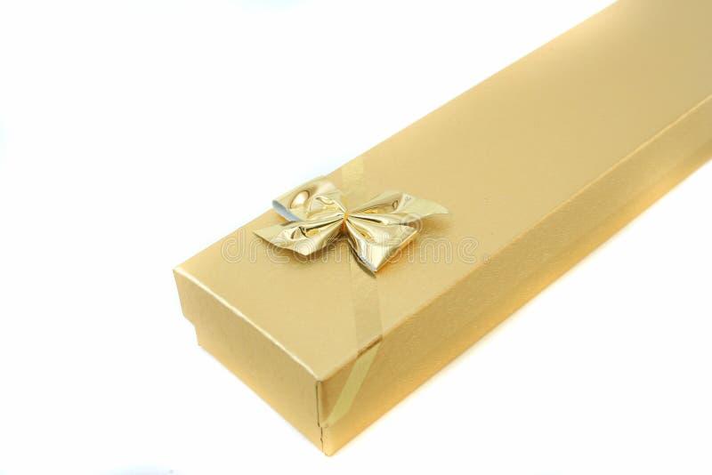 Presente del regalo foto de archivo libre de regalías