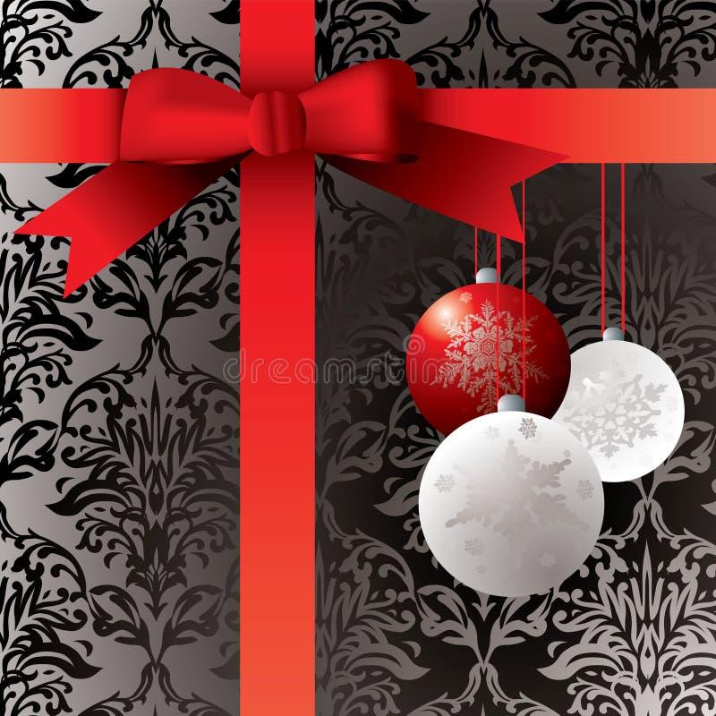 Presente envuelto regalo stock de ilustración