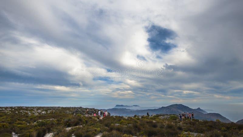 Presente la montaña fotografía de archivo libre de regalías
