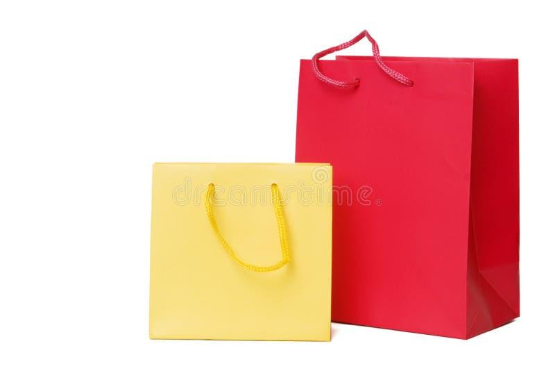 Download Presente O Sacchetti Di Acquisto Immagine Stock - Immagine di cliente, pacchetto: 7319805