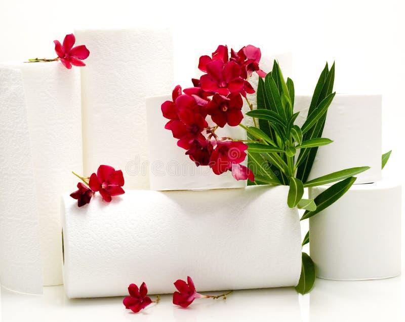 Presentes de papel aromáticos imagens de stock royalty free