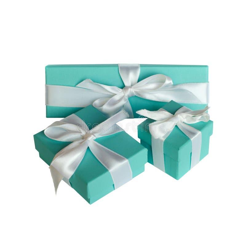 Presentes do Valentim fotografia de stock