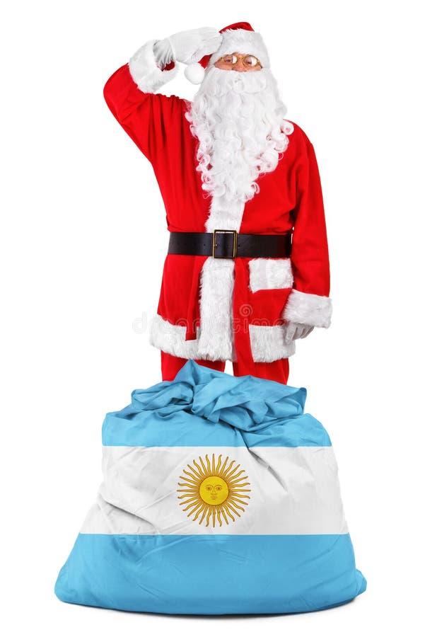 Presentes para Argentina imagens de stock royalty free