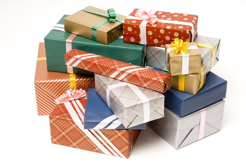 Download Presents 1 Royalty Free Stock Photography - Image: 244517