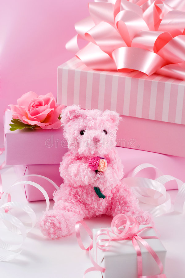 Presents (1) royalty free stock image