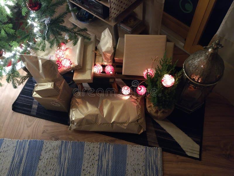 presents стоковая фотография rf