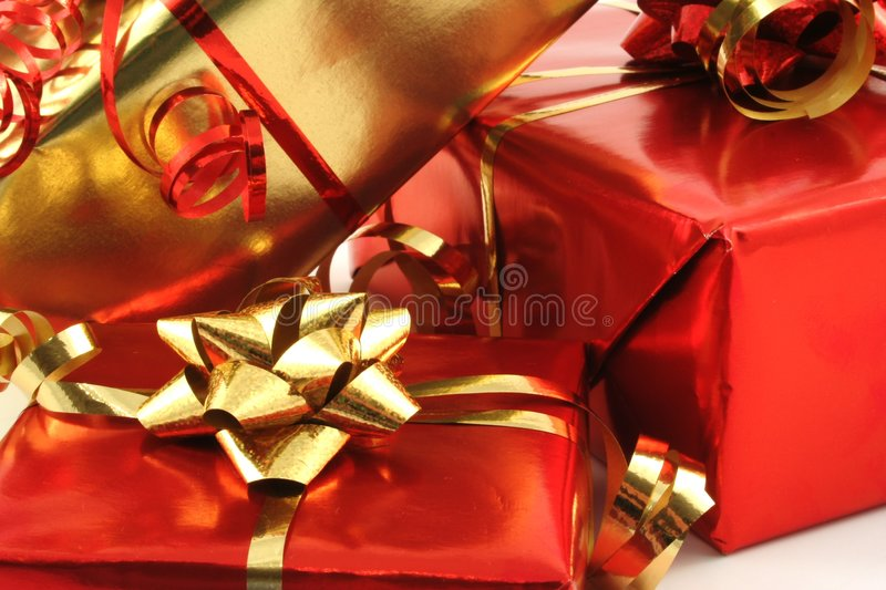 Download Presents Royalty Free Stock Images - Image: 1419689