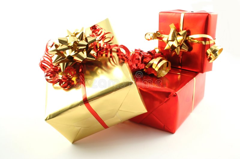 Download Presents Royalty Free Stock Photos - Image: 1419698