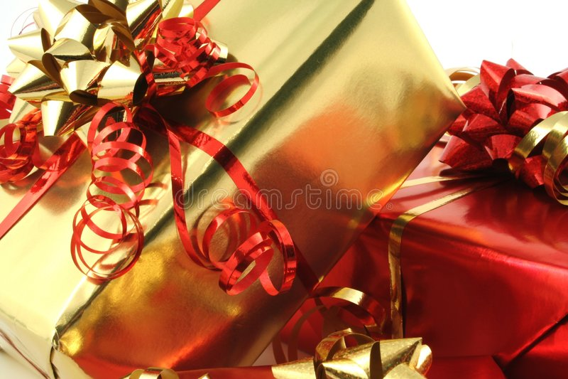 Download Presents stock photo. Image of celebration, surprise, greetings - 1424246