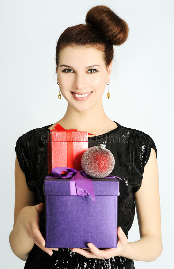 Presents Royalty Free Stock Photography
