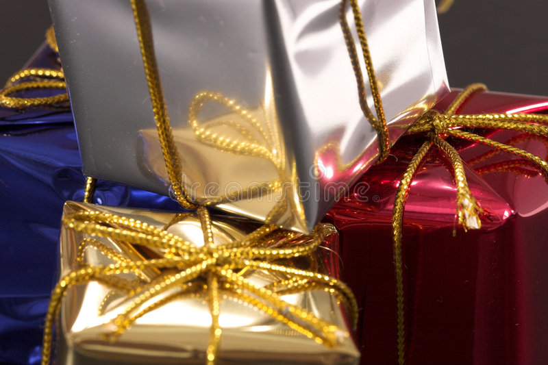 Download Presents 4 stock image. Image of large, holiday, christmas - 1424871
