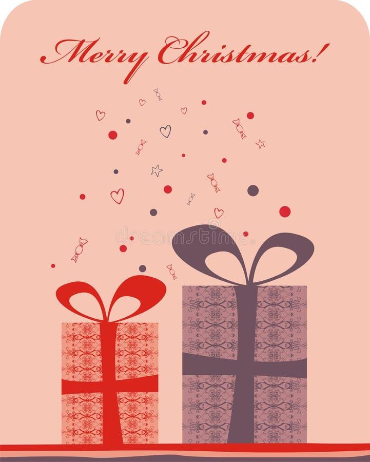 Presents for Christmas,vector illustration vector illustration