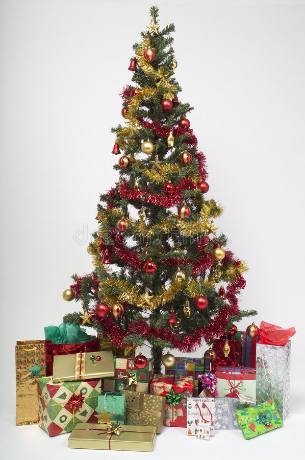 Presents for everyone stock photography