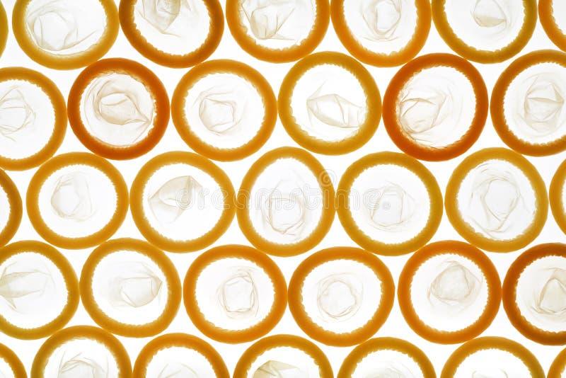 Preservativos foto de stock