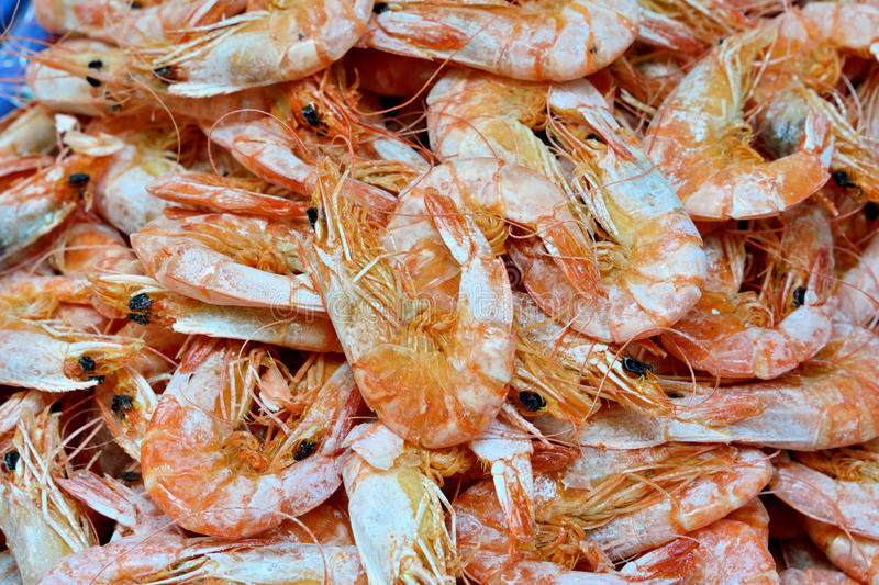 Download Dryed preserved shrimp stock photo. Image of snack, salted - 30273560