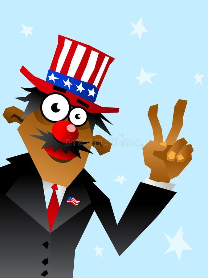 Download President stock vector. Illustration of humor, funny - 16037178