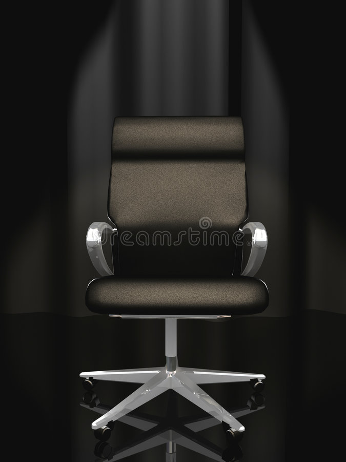 Download President Chair Royalty Free Stock Photo - Image: 1676595