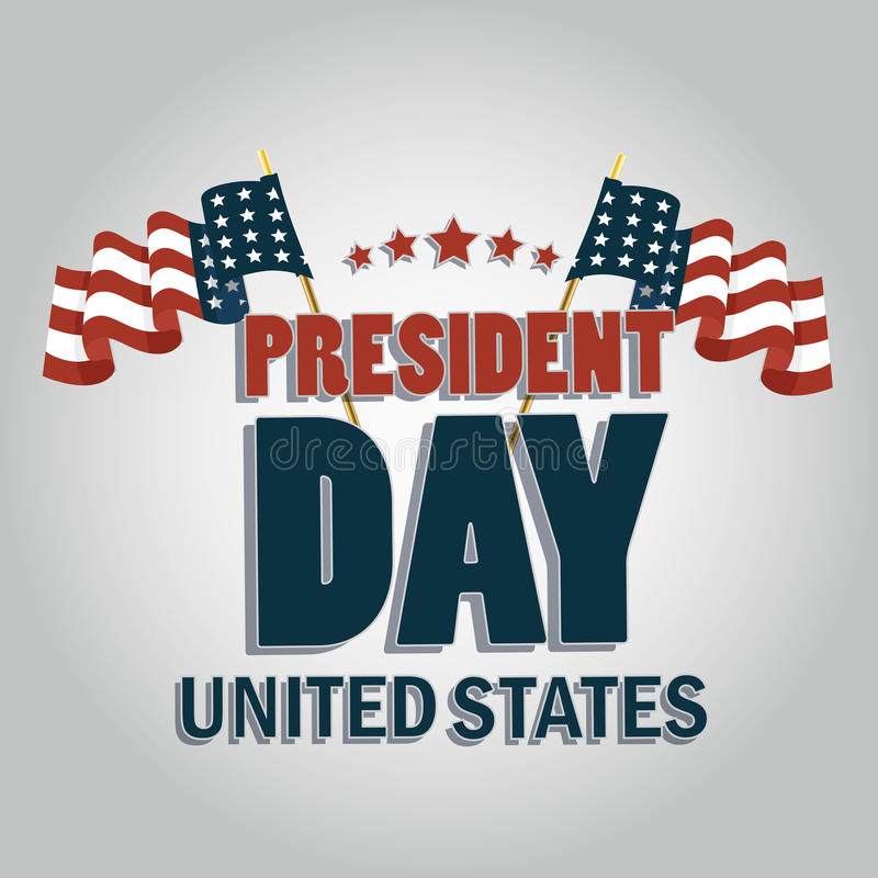 President day vector illustration