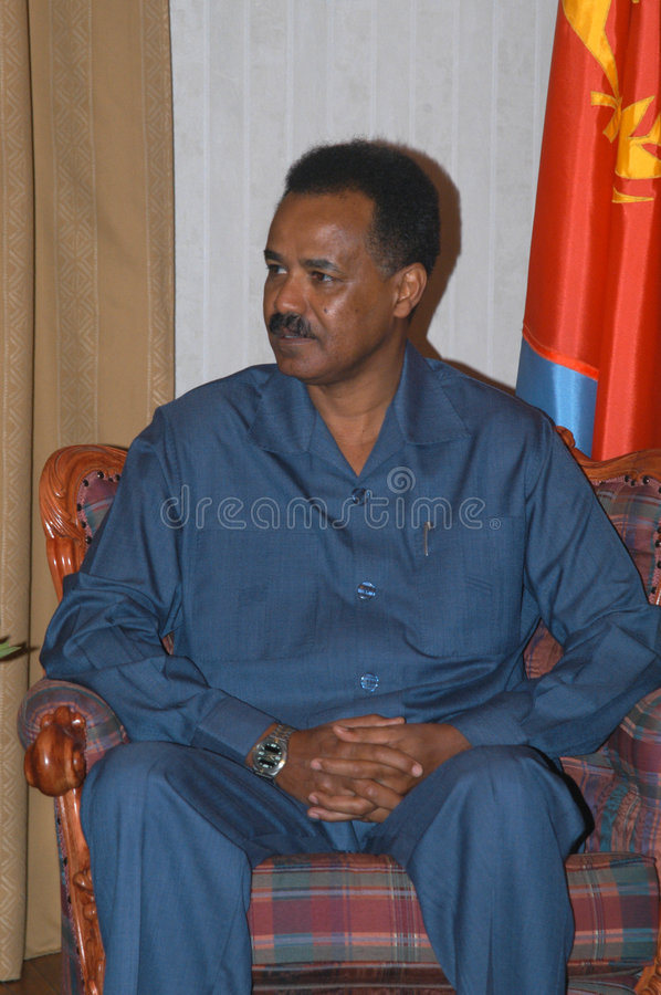 Download President of Eritrea editorial photo. Image of dictator - 7549121