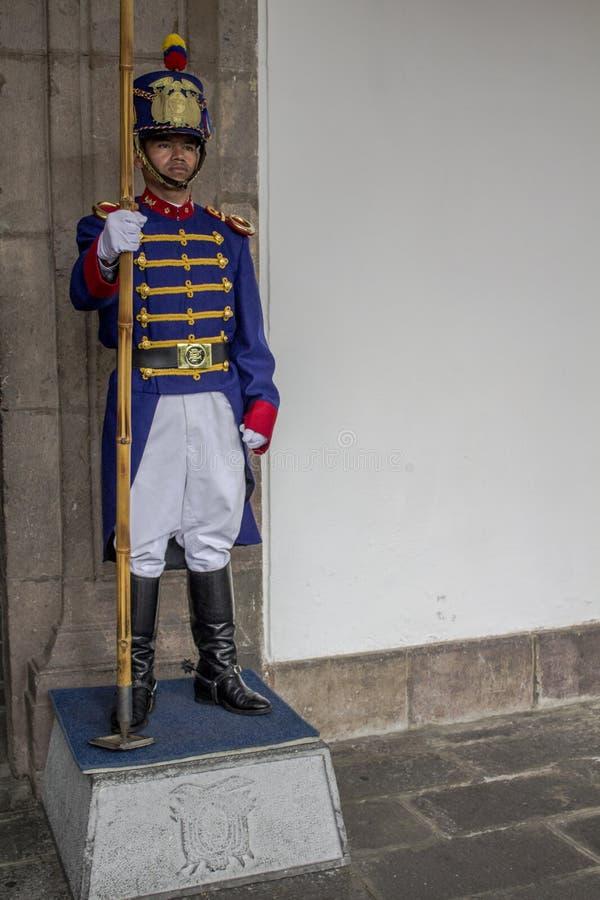 President Guard royalty-vrije stock afbeeldingen