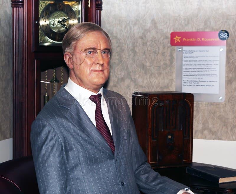 President roosevelt för D franklin