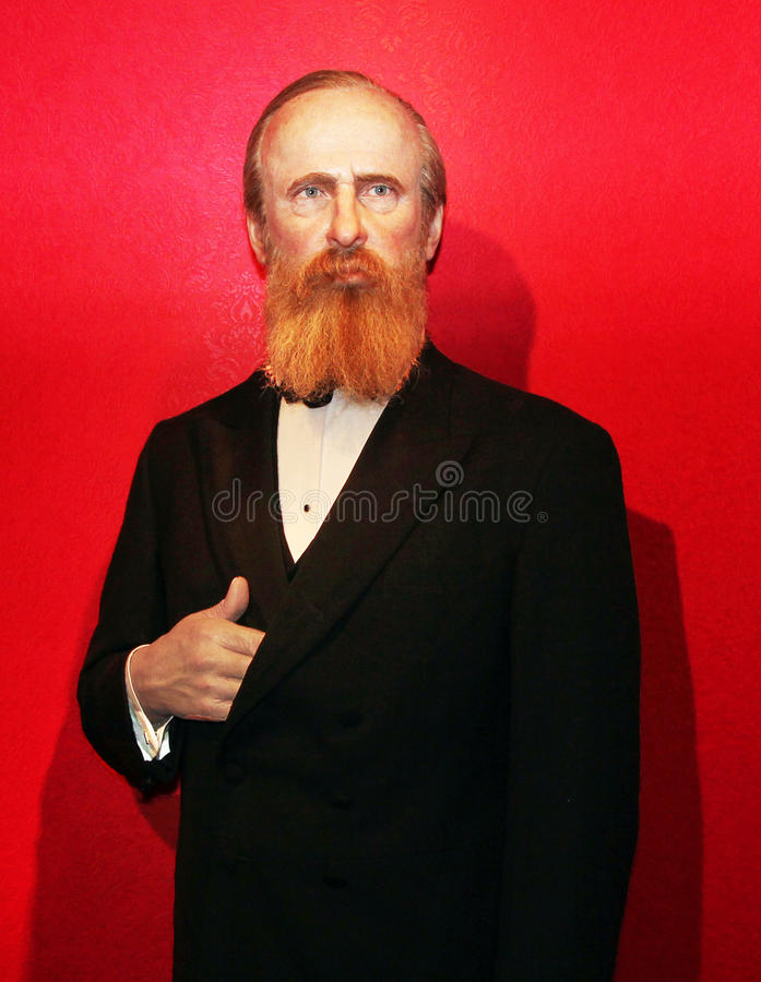 President Rutherford B. Hayes royalty free stock photography