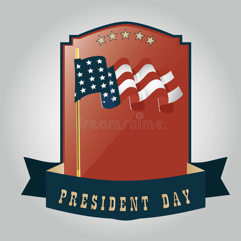 Download President's day stock vector. Image of presidents, banner - 37939791