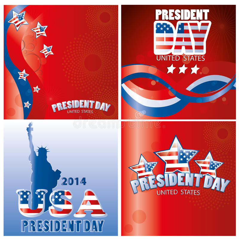 Download President's day stock vector. Image of blue, freedom - 37939970