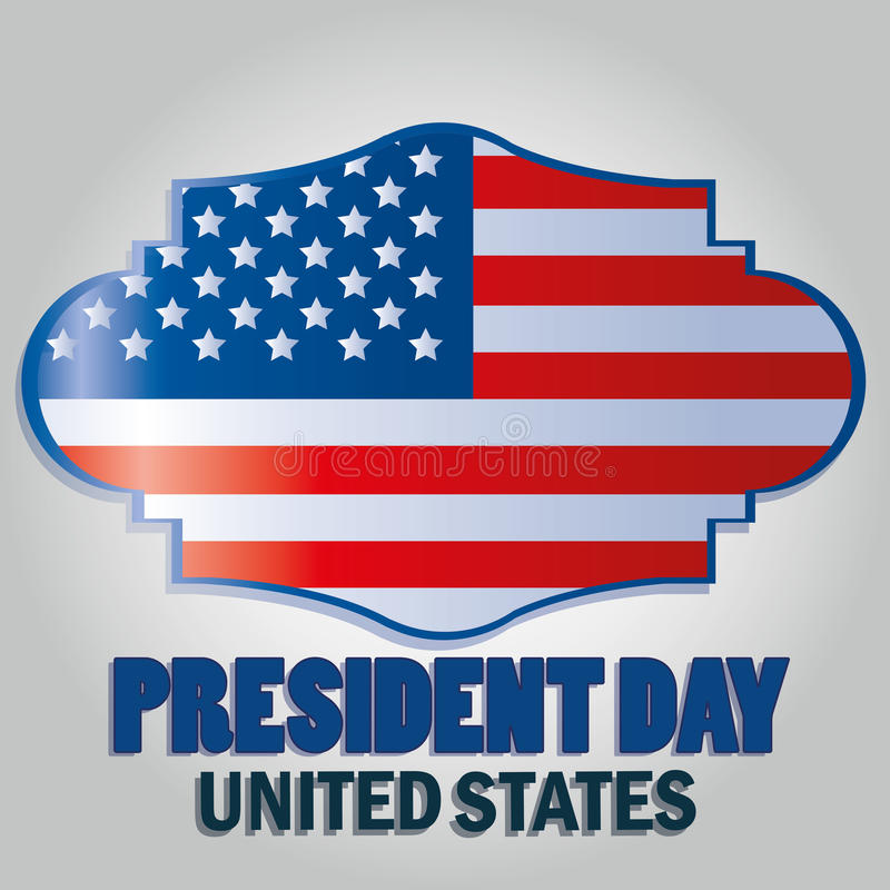 Download President's day stock vector. Image of banner, holiday - 37939987