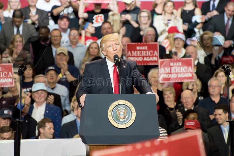 President Trump royalty free stock photos