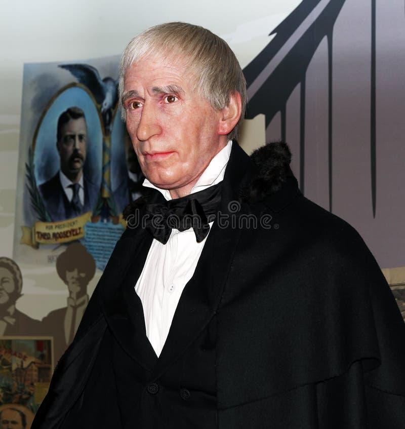 President William Henry Harrison royalty free stock image