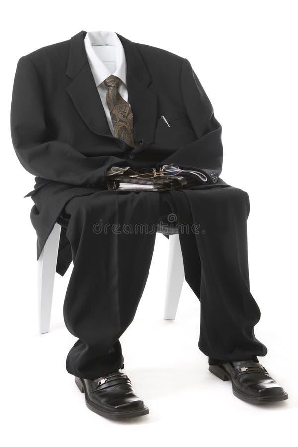Presidente no figuration original imagem de stock