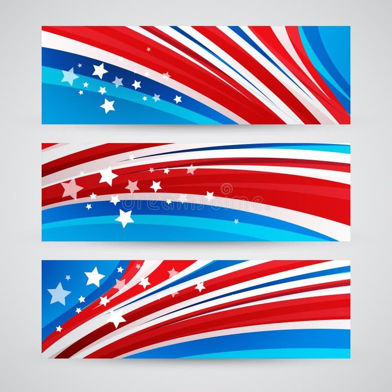 Presidentes Day Vector Background ilustración del vector