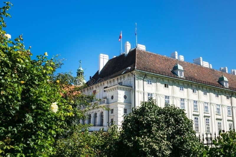 Presidentes Office Austria imagenes de archivo