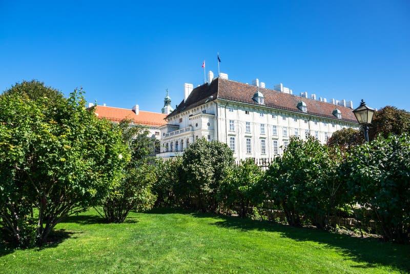 Presidentes Office Austria imagen de archivo libre de regalías