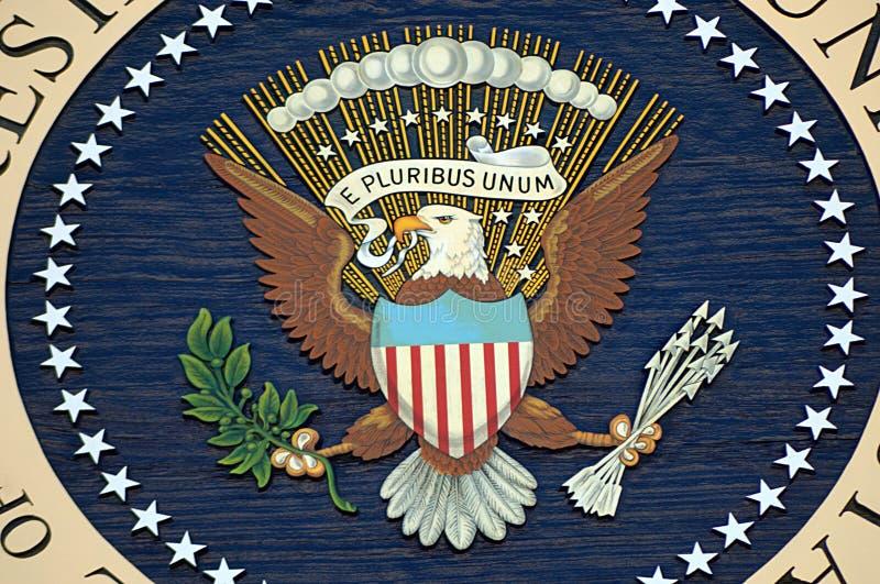 Presidentiële Verbinding stock afbeelding