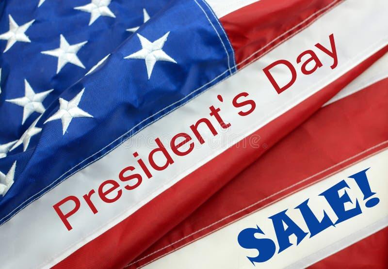 Presidents dagförsäljning i Februari arkivbilder