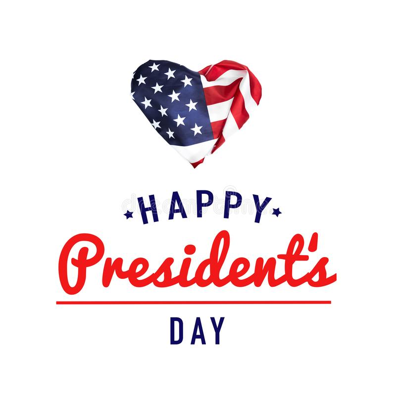 Presidents day USA - Image vector illustration