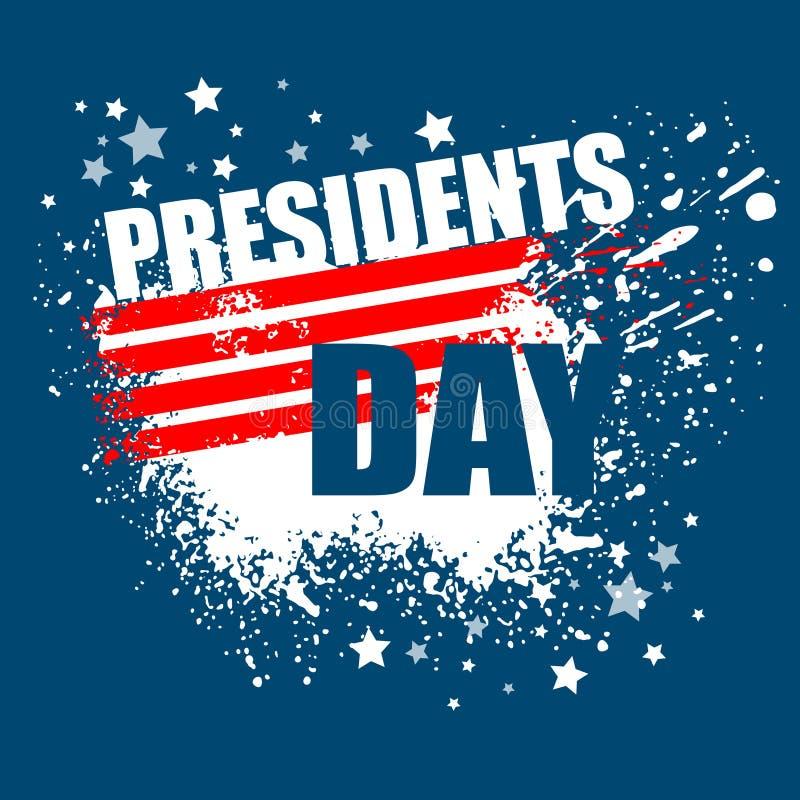 Presidents Day Vector Background vector illustration