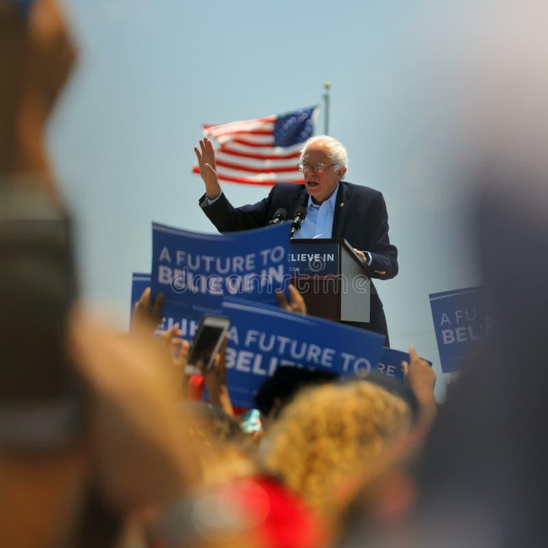 Presidentval för 2016 Förenta staterna, USA-demokratiska partiet 20 royaltyfri fotografi