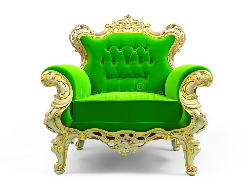 Presidenza di lusso classica royalty illustrazione gratis