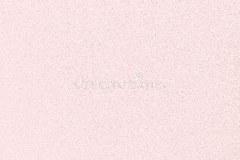 Presiderar rosa pastell vävde kanfasmodeller från golv bakgrund Grå tygtextur Modell av organisk bomull royaltyfri foto