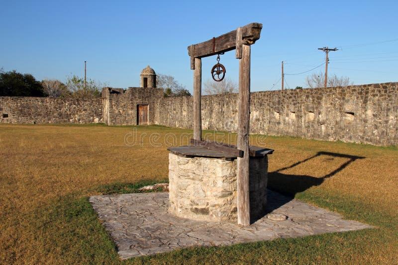 Presidio La Bahia arkivbild