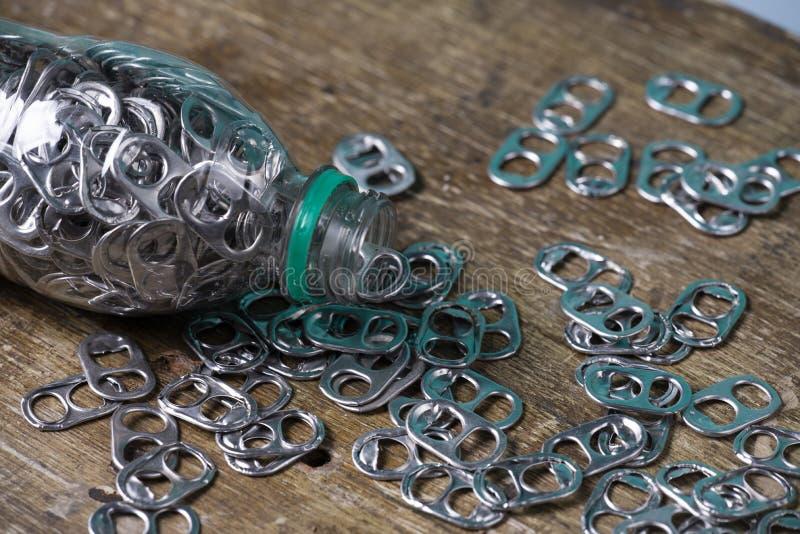presilhas de tração de alumínio fotos de stock royalty free