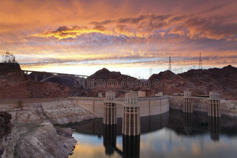 Preso Hoover. imagen de archivo libre de regalías
