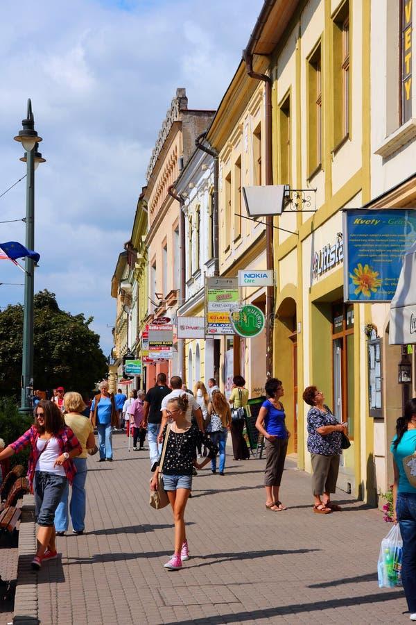 Presov, Slovacchia fotografia stock libera da diritti