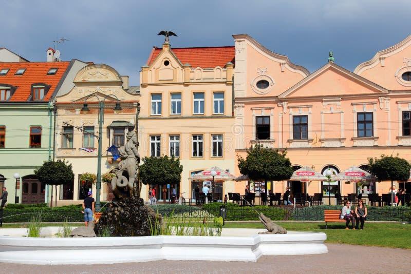 Presov, Slovacchia fotografia stock