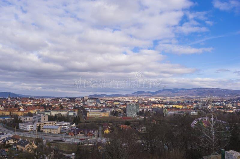 Presov-Stadt Scape stockfotografie