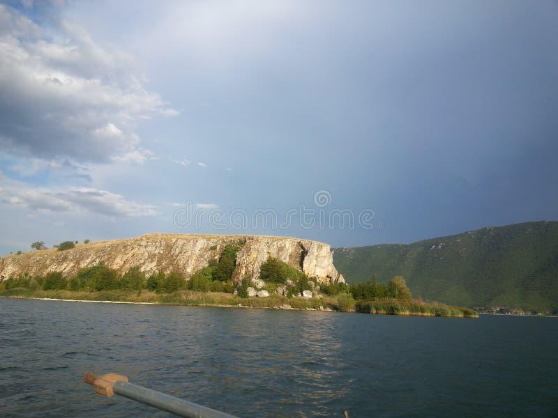 Prespa, Albania zdjęcie stock